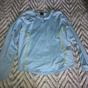 Nike small fry running shirt
